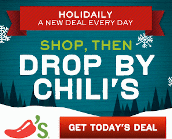 Coupon Kids Eat FREE at Chili's on Monday