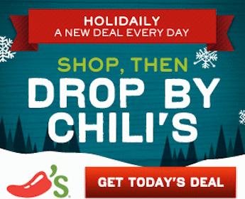 Coupon Kids Eat FREE at Chili's on Monday