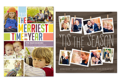 *HOT* 10 FREE Holiday Cards from Tiny Prints