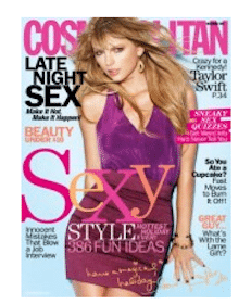 Two-Year Subscription to Cosmopolitan