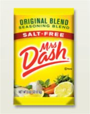 Mrs. Dash Seasoning Mix Sample