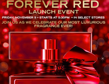 FREE Gift Box of Chocolate Truffles at Bath & Body Works w/ Any Forever Red Purchase (11/9 Only)
