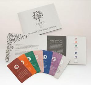 Cerra Seven Intention Fragranced Cards