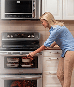 Win a Full Suite of Frigidaire Appliances