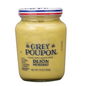 FREE Grey Poupon Recipe Book