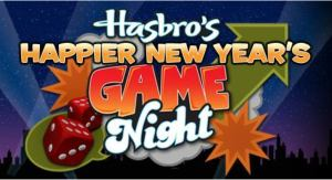 Hasbro New Year's Eve House Party