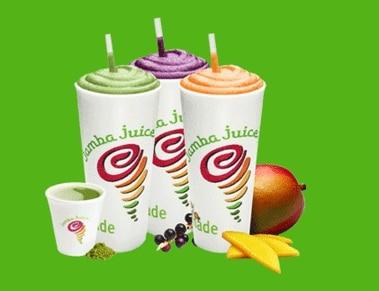 Jamba Juice Coupon: Buy 1 Smoothie, Get 1 FREE