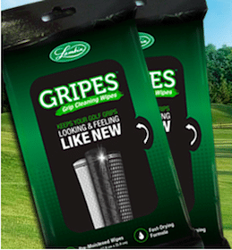 FREE Lamkin Golf Grip Cleaning Wipes