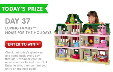 Mattel Toy-A-Day Giveaway: Win Toys + a $500 Shopping Spree