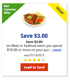 2 *HOT* Kroger & Affiliates eCoupons: Save $3 Off $10 Meat/Seafood AND $2 Off $5 Produce Purchase