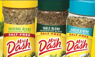 Mrs. Dash Giveaway: 129,000 Win Samples (+Win Crock Pot Slow Cooker & More)