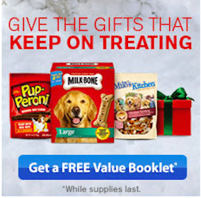 FREE Pet Coupon Booklet + FREE Dog Gift Tags