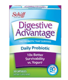 LIVE at 3 p.m. EST: 10,000 Win Schiff Digestive Advantage Daily Probiotics from Dr. Oz