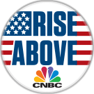 CNBC Rise Above Pin