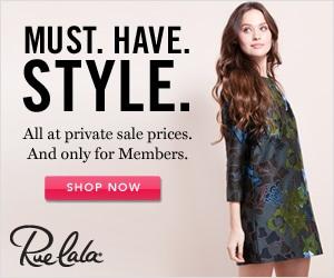 FREE 80% OFF Designer Goods At RueLaLa.com