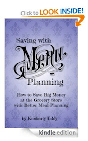 FREE eBook: Saving With Menu Planning
