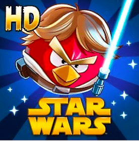 FREE Angry Birds Star Wars App