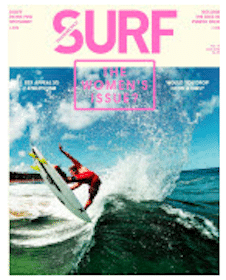 FREE Subscription to TransWorld Surf