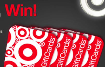 Enter to Win a $25 Target Gift Card (Every day Through 11/21)
