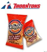 FREE Delights Pork Skins at Thortons