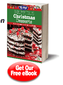 Christmas Desserts Recipe eBook