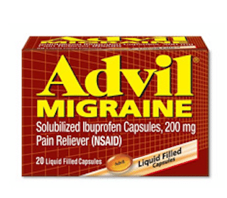 Advil Migraine 20 Count at CVS