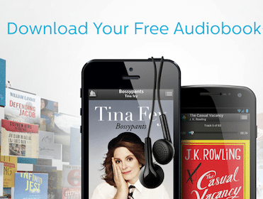 Audiobook Download (Lots of Choices!)