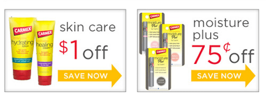 Carmex Healing Cream Tins at Walgreens