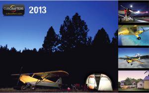 CubCrafters 2013 Calendar