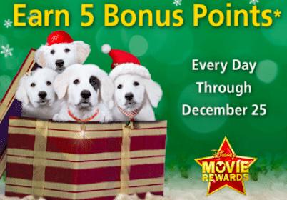 125 Disney Movie Rewards Points in December (Get 10 Rewards Points Today!)