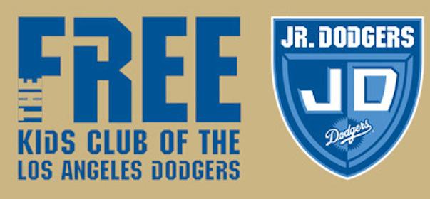 Los Angeles Dodgers Fan Club Kit