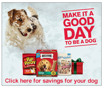 Sign up for a Pupperoni & Milk-Bone Value Savings Coupon Booklet
