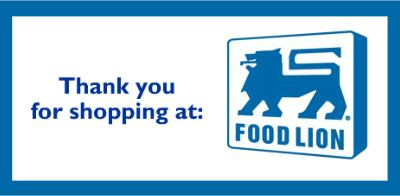 $5 Off Food Lion Coupon