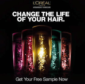 L'Oréal Total Repair 5 Haircare Sample