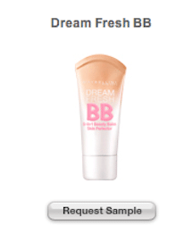 Maybelline Dream Fresh BB Cream Sample