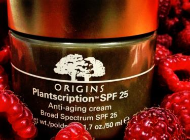 Origins Plantscription Cream Offer [FACEBOOK]