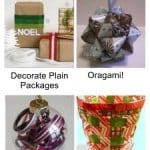 12 Things to do With Your Old Christmas Wrapping Paper