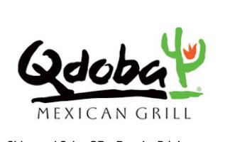 Qdoba Chips and Salsa Or a Regular Drink