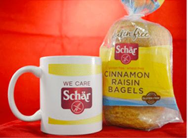 Schar Mug + $2.50 Coupon (1st 3,000 Only!)