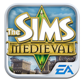 Sims Medieval App – iPhone, iPad, iPod