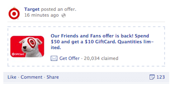 *HOT* Target Coupon: FREE $10 Gift Card When You Spend $50!!