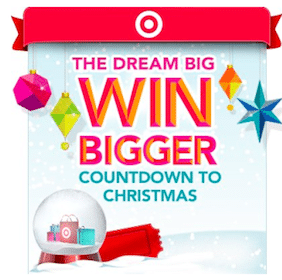 "Win 1 of 1300 Prizes in Target's ""The Dream Big Win Biggger"" Sweepstakes"