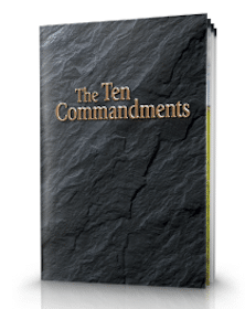 10 Commandments Study Booklet