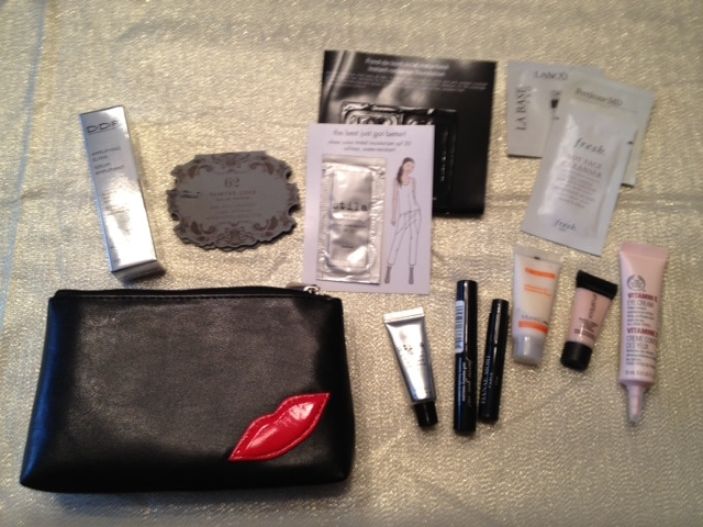 Win A FREE Beauty Bag From YoFreeSamples.com!