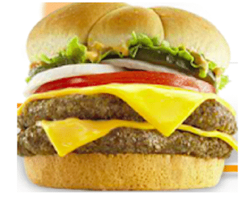 FREE Papa Burger Single from A&W (Text Offer -CA, CO, WA, & UT Only)