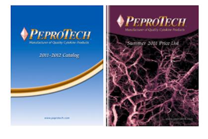 2013 PeproTech IHC Wall Calendar