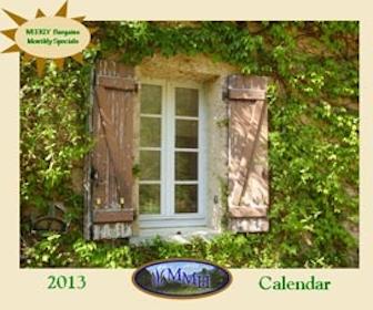 2013 Mountain Meadow Herbs Calendar