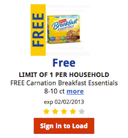 Carnation Breakfast Essentials at Kroger (Download eCoupon TODAY!)