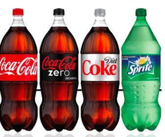 2 Liter Coke at Shop 'n Save, Just Save, Jubilee Foods, & Lowe's Foods