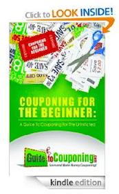 eBook: Couponing for the Beginner